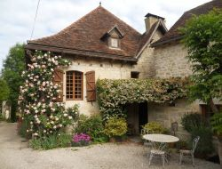 B&B close to Cahors in the Lot.