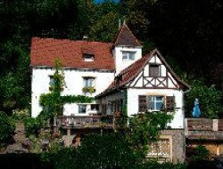 B & B in Alsace