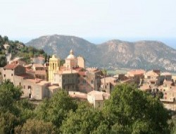 Holiday rental in Corsica