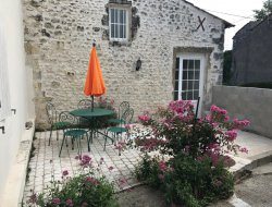 Cravans Location de gite rural en Charente Maritime.