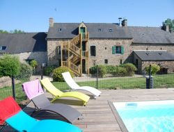 Holiday gites close to Dinan near Combourg