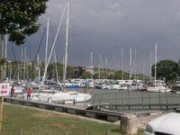 Location saisonniere � Mortagne sur Gironde (17)