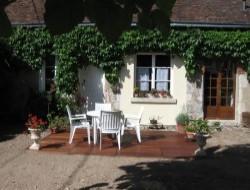 Gite independant près des chateaux de la Loire