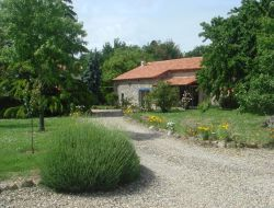 Holiday gite with swimming pool in Lot et Garonne near Port Sainte Marie