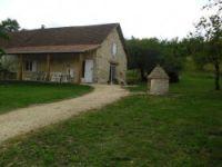 Gite avec piscine en Dordogne.