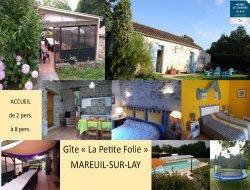 Gîte avec piscine en Vendée (85)