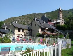 Holiday rental in small mountain village