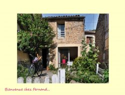 Self-catering gite in Languedoc Roussillon.