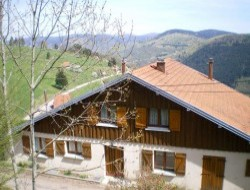 Self-catering gite close to La Bresse