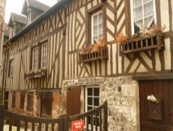 Self-catering apartment in Honfleur