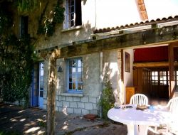 Self-catering house in the south of Auvergne near Aix la Fayette