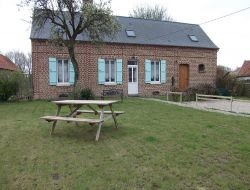Self-catering cottage in the Bay of the Somme