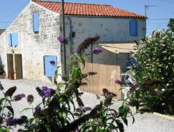 Self-catering gites near La Rochelle. near Echillais