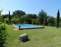 Gites avec piscine dans le Luberon