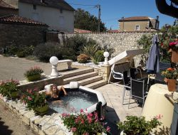Self-catering gite in Charente