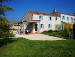 Bords Gite rural en Charente Maritime