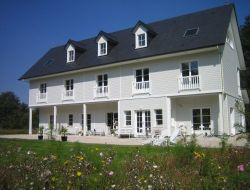 Bed & Breakfast close to Honfleur and Deauville.