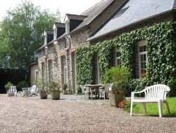 Charming B & B in Brittany near Sains