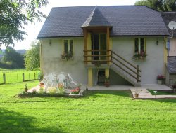 Self-catering in the French-Pyrenees near Ance
