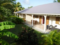 Air conditioned cottages in Guadeloupe