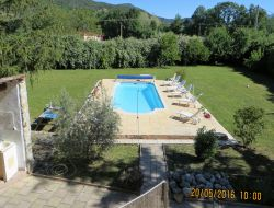 Self-catering apartment in Haute Provence