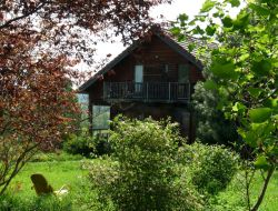 Self-catering cottage in the Jura