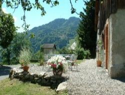 Self-catering in Haute Savoie, Alps near Bernex