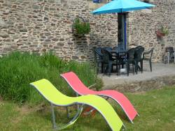Holiday cottages in the Finistere. near Saint Thois