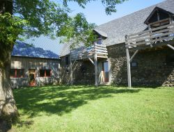 Self-catering apartment in Auvergne near Le Mont Dore