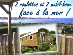 Unusual holiday accommodation in Brittany near Plouarzel