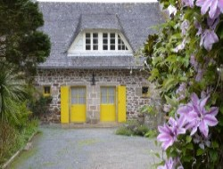 Self-catering cottage close to Morlaix
