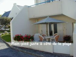 Self-catering apartment in headland of Brittany. near Plomodiern