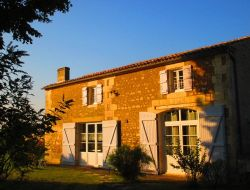 Self-catering house in Charente Maritime. near Gémozac