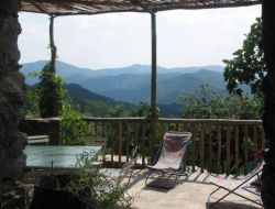 Cottage rental in the Cevennes near Florac