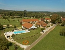 Holiday village close to Sarlat in Aquitaine