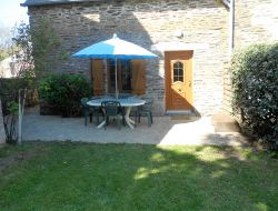 Holiday accommodation in the Morbihan near Guillac