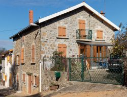 Holiday rental in Auvergne near Saint Victor Montvianeix