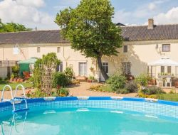 Bed and Breakfast close to Saumur.