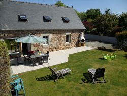 Seaside holiday cottage in Brittany