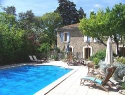 Gites avec piscine dans l'H�rault.