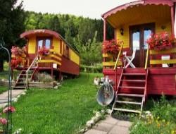 vacances en roulotte en Alsace