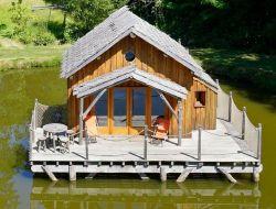 Hébergement de vacances insolite en Dordogne.