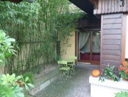 Self-catering gite in Alsace. near Selestat