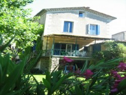 Holiday accommodation in the Gard near Brissac
