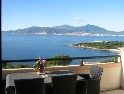 Self-catering apartment near Ajaccio in Corsica