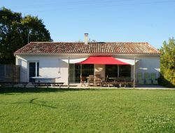 Self-catering gite in Charente Maritime.