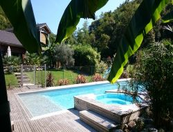 Self-catering gite in the Pyrenees Atlantiques.