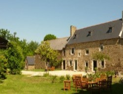B & B close to Dinan in Brittany.