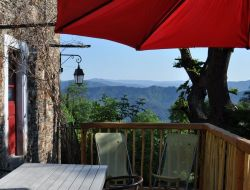 Holiday home in the Cevennes near Saint Andre de Majencoules