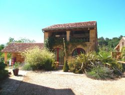Self-catering gite in Dordogne, France.
